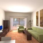 Cách chọn sofa phòng khách nhỏ ở chung cư