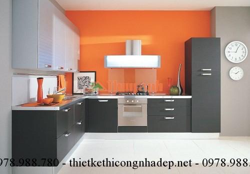 Thiết kế nhà bếp theo thuật phong thủy