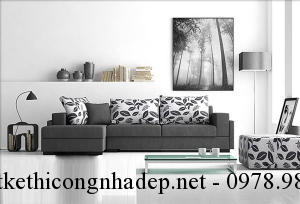 Cách làm sạch và bảo quản bộ ghế sofa phòng khách