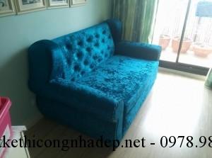 Cần thanh lí sofa giường cổ điển giá rẻ tại Hà Nội