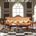Cách chọn ghế sofa phòng khách tân cổ điển