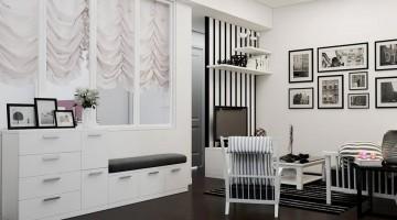 Tư vấn thiết kế nội thất chung cư nhỏ đẹp 70m2