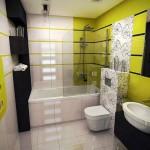 3 phong cách thiết kế nội thất phòng tắm được ưu chuộng