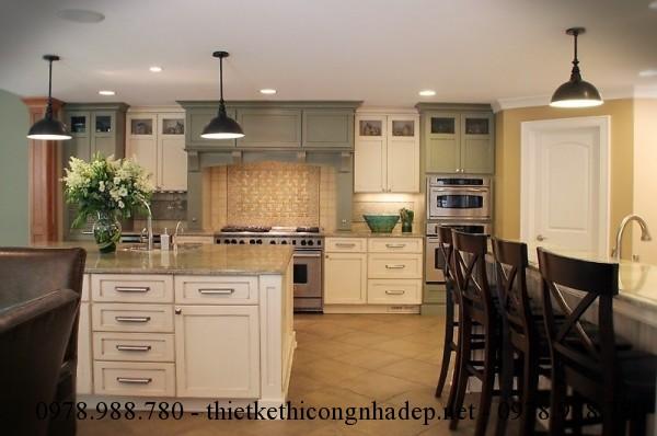 hình minh họa cho vị trí của 8 bếp
