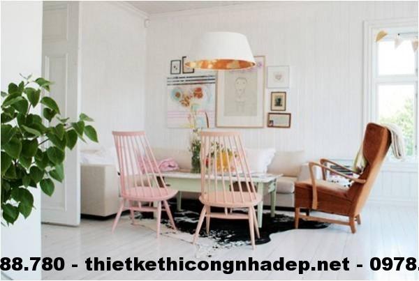Những màu sắc được ưa chuộng trong thiết kế nội thất năm 2015