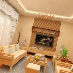Những thiết kế nội thất phòng khách ấm áp cho mùa đông