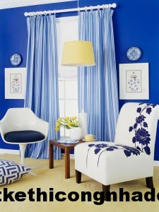 Những mẫu thiết kế nội thất phòng khách đẹp trang nhã