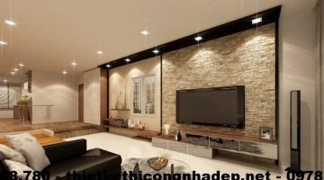 Thiết kế nội thất chung cư KeangNam sang trọng