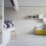 Thiết kế nội thất chung cư 42 m2 vô cùng hợp lý và độc đáo
