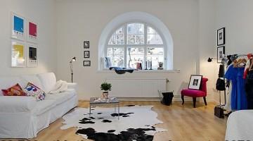 Thiết kế nội thất chung cư rộng 51 m2