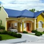 Thiết kế mẫu nhà cấp 4 mái thái đẹp giá 500 triệu 11x11m