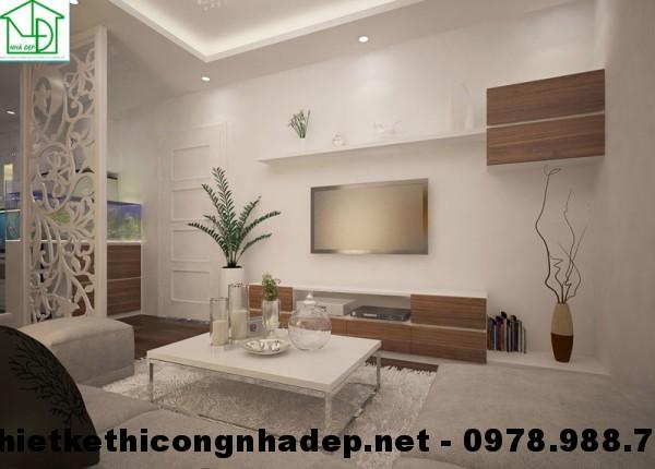 Kệ tivi chung cư HH3C