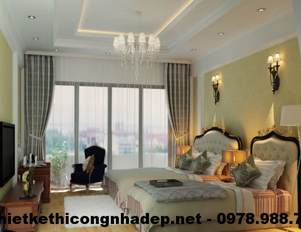 Thiết kế khách sạn 3 sao, nội thất khách sạn 3 sao Medallion