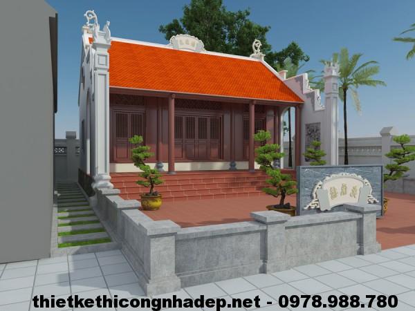 Nhà thờ họ tại Hải Dương NDNTH1