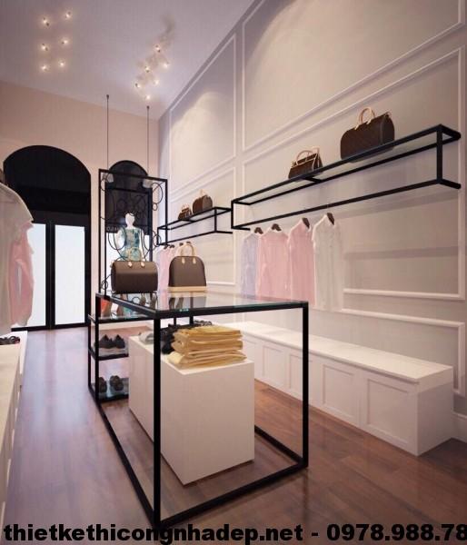 Shop quần áo NDTKS1