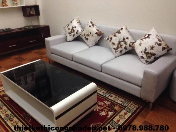 Bàn ghế sofa phòng khách NDNTPK1
