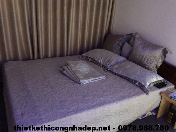 Giường ngủ đẹp NDNC411
