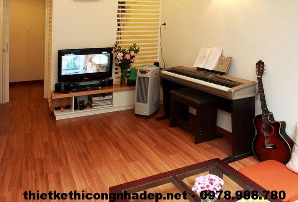 Phòng khách tầng 2 NDSCN1