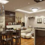 Báo giá thi công nội thất chung cư N0-1A – Linh Đàm T6-2016