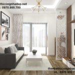 Thiết kế nội thất chung cư, thi công nội thất chung cư NDNTCC3