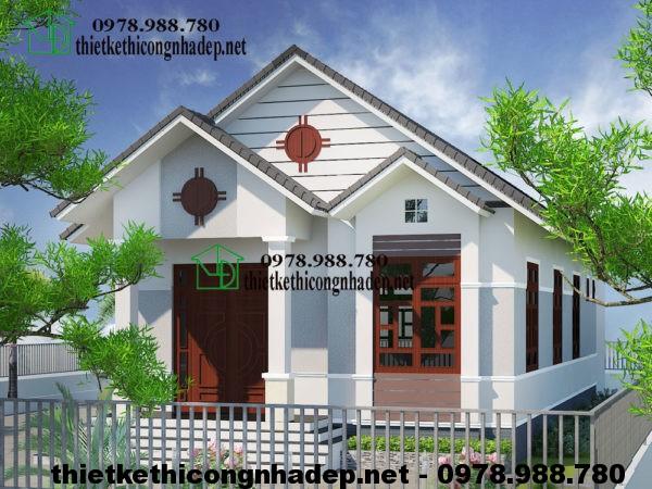 Nhà thái cấp 4 NDNC426