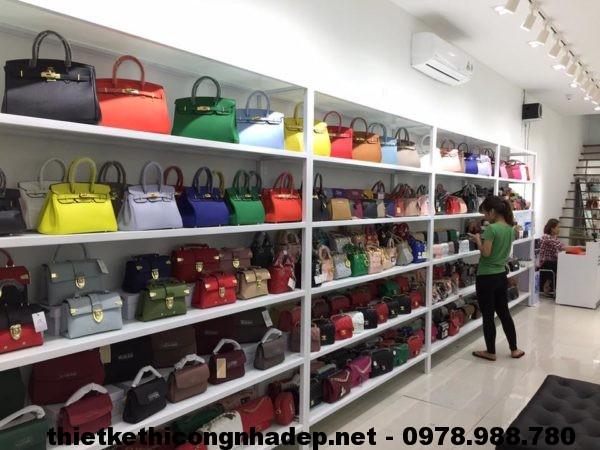 Mẫu shop túi xách giày dép đẹp NDTKS6