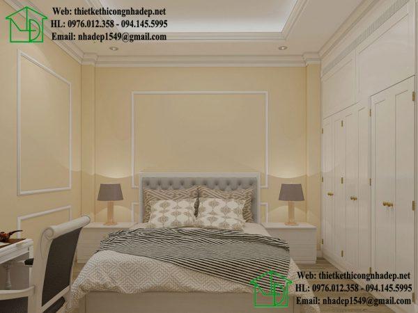 Nội thất phòng ngủ con NDNTPK2