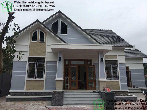 Xây nhà trọn gói, xây nhà chìa khóa trao tay tại Bắc Giang NDNC4103