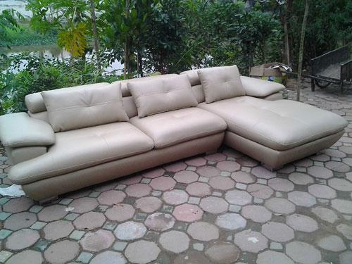 Sofa góc phao văn phòng