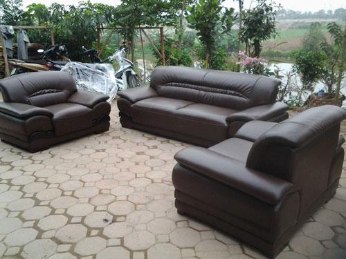 Sofa cho phòng khách rộng rãi