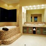 Phòng tắm đẹp ốp lát gạch Tây Ban Nha