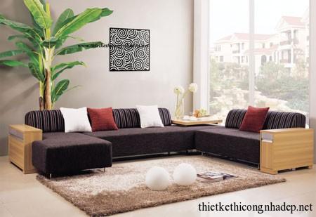 mẫu ghế sofa góc 8