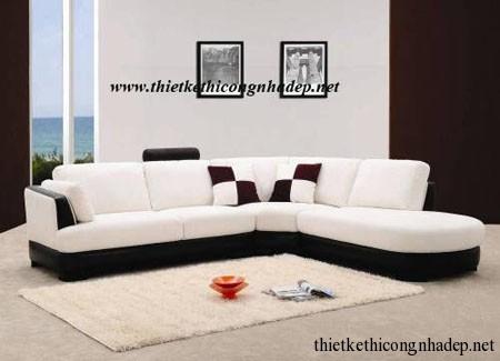 mẫu ghế sofa góc 11