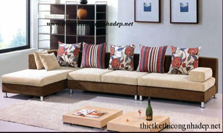 mẫu ghế sofa góc 5