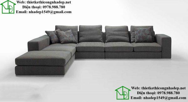 Sofa góc hiện đại