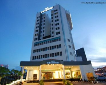Thiết kế kiến trúc khách sạn