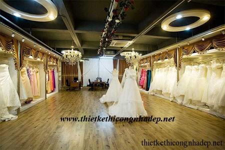 showroom áo cưới