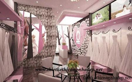 showroom váy cưới