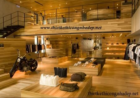 showroom thời trang túi xách
