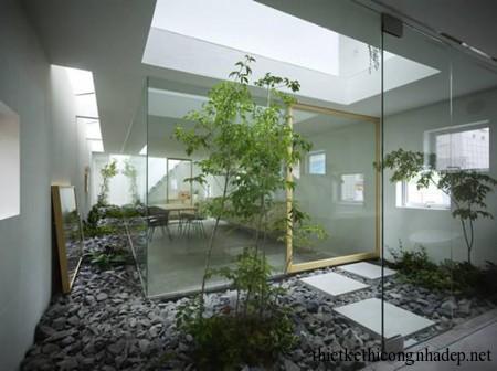 ý tưởng thiết kế sân vườn số 6