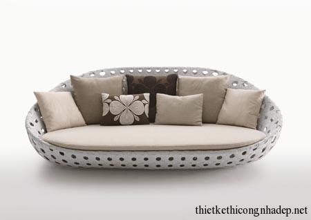 ghế đôi sofa thời trang