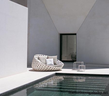 Mẫu ghế sofa thời trang