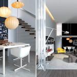Thiết kế nội thất nhà cấp 4 có diện tích 80 m2