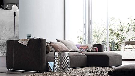 bộ bàn ghế sofa của phòng khách
