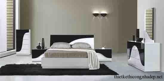 Mẫu phòng ngủ đẹp số 7