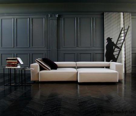 mẫu ghế sofa italia số 9