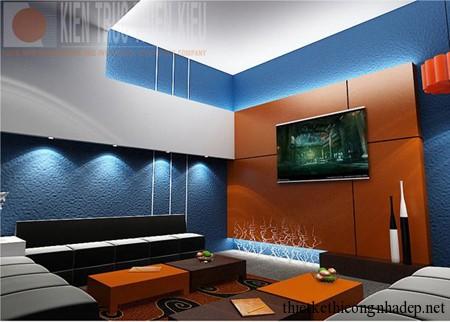 mẫu phòng hát karaoke số 1