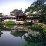 Thiết kế tiểu cảnh sân vườn đẹp Nhật Bản