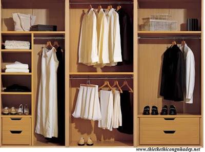 mẫu tủ quần áo số 8