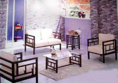 mẫu bàn ghế sofa gỗ số 6